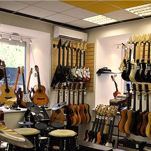 Музыкальные магазины Армавира