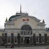Железнодорожные вокзалы в Армавире