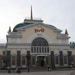 Железнодорожные вокзалы Армавира
